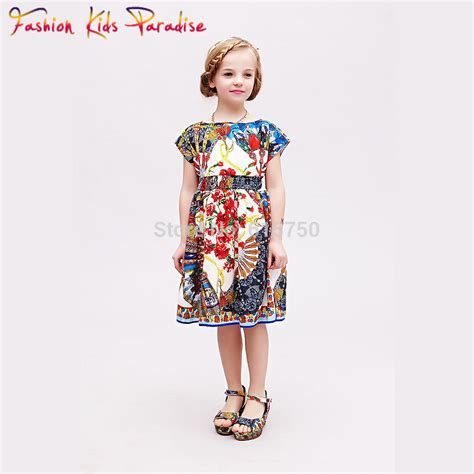 2015 new year baby girl dresses eudora dress with bow unique and buy 2015 summer girl dress floral chiffon fishtail