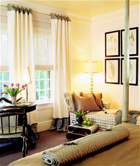 bedroom window treatments ideas  traditional curtains finishing touch interiors