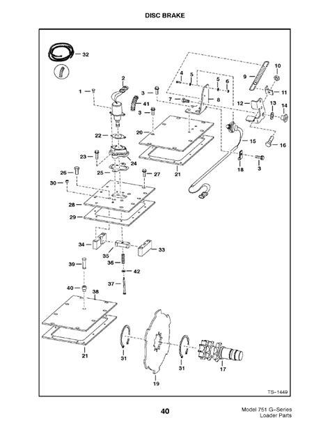 Bobcat 863 Part Diagram by Bobcat Parts Diagram