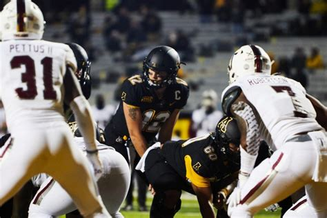 App State football gets back in win column with dominant ...