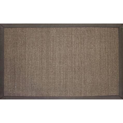 Sisal Doormat by Bayliss 50 X 80cm Portsea Sisal Mat Bunnings Warehouse