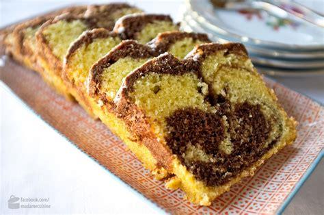 Kuchen Mit Kastenform Und Kirschen Rezept Für Saftigen Marmorkuchen Madame Cuisine
