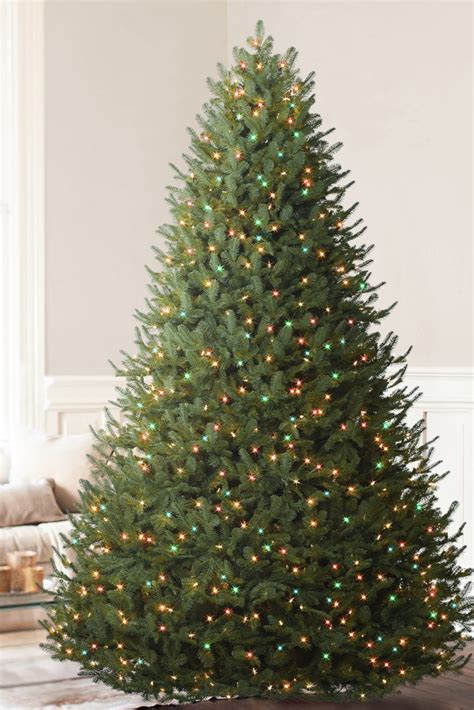 12 best artificial christmas trees fake holiday trees best