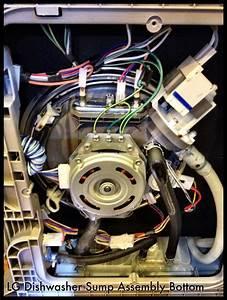Lg Dishwasher Diagram