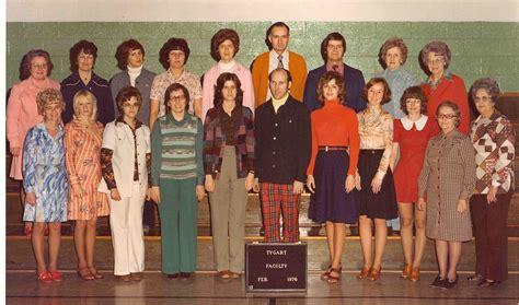 Tygart School 1973 1976 1982 Faculty
