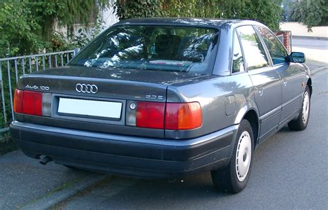 1992 audi 100 avant 4a c4 information and specs auto database