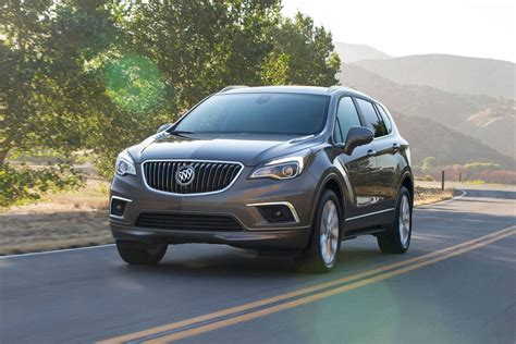 2018 Buick Envision Suv Pricing  For Sale Edmunds