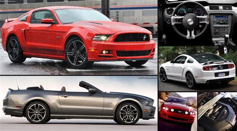 ford mustang gt  pictures information specs