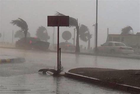 هطول أمطار غزيرة على محافظة جدة جريدة الرياض