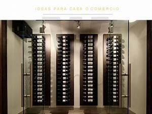 Cava Cantina Rack Vino Bar Estanteria Soporte Botellas $ 1,195 00 en Mercado Libre