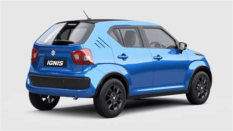 Suzuki Ignis Hd Picture by Ignis 2017 2019 Photo Right Rear Three Quarter Image