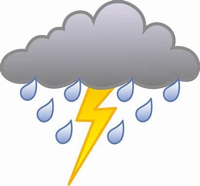 Storm Clipart Weather Cloud Clipartion