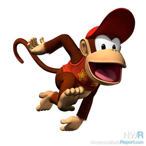 Smash Bros Melee Wallpaper Diddy Kong Returns To Super Smash Bros For Wii U And 3ds News Nintendo World Report