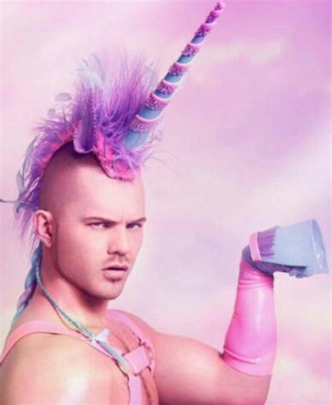 Follow I Am A Unicorn | Male Models Picture