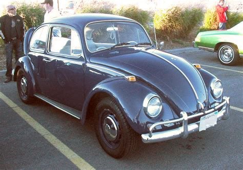 Volkswagen Beetle Type 1 (les Chauds Vendredis '11