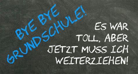 abschied grundschule spr 252 che volksschule