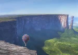 Paradise Falls Up Movie