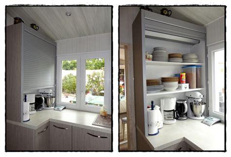placard cuisine coulissant placard cuisine avec rideau coulissant