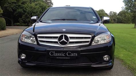 Special thanks to policaro acura for allowing me to come out to review this beautiful mercedes. 2007 Mercedes C180 Kompressor AMG Sport Automatic - 65,000 Miles - YouTube