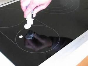 Nettoyer Une Plaque Vitrocéramique : nettoyer et entretenir une table de cuisson lectrique ou ~ Melissatoandfro.com Idées de Décoration