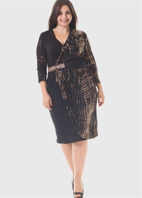 Plus Size Dresses At Jcpenney  Pluslookeu Collection