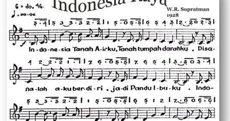 lagu wajib nasional indonesia raya lagu untuk negeri