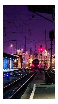 Wallpaper : travel, station, night, train, Canon, eos ...