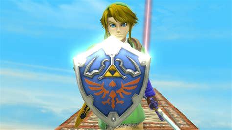 skyward sword link super smash bros wii  skin mods