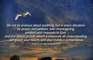 Philippians 4 6 7 NIV