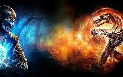 Mortal Kombat Subzero Wallpapers Walldiskpaper