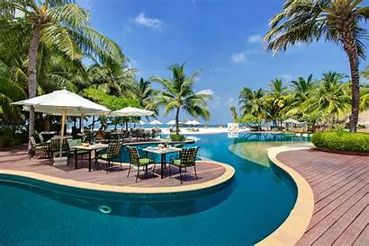 Maldives Luxury Resort Wallpapers Countries Walls