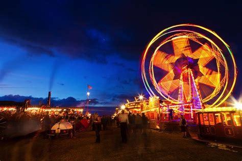 great photographs   fairground
