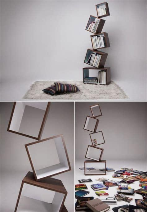 Cool Bookshelves 40 Unique Bookshelf Design Ideas