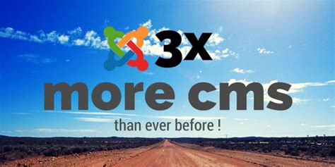 Joomla Is More Cms Than Ever Before!  The Techjoomla Blog