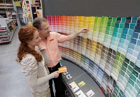 Wohnen Farbe Obi by Farbberater Obi