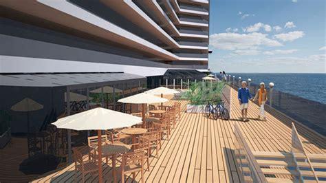 Msc  Announced  Seaside Cruise Ship