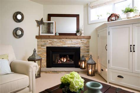 Dazzling Corner Gas Fireplace trend Toronto Traditional