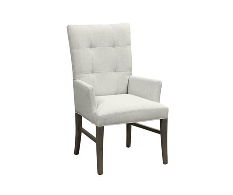 Parsons Dining Chairs With Arms by Parsons Arm Chair Decorium Furniture