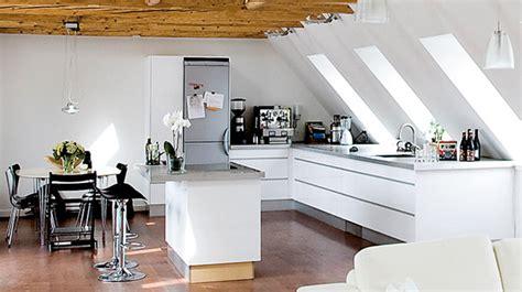hauteur plan de travail cuisine standard la cuisine rêve de combles