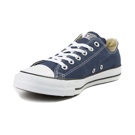 converse chuck all lo sneaker blue 398839