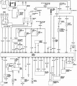 36 - 2 0l  Vin M  Engine Control Wiring Diagram