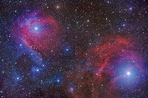 APOD: 2012 May 25 - Scorpius in Red and Blue