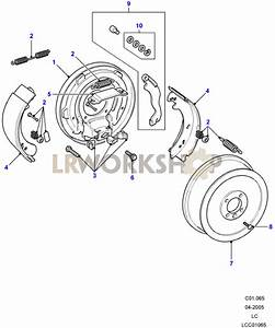Transmission Brake - Direct Entry Cable