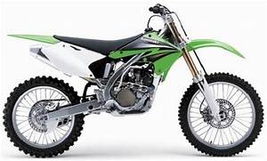 Kawasaki Kxf 250 Mojave Service Repair Manual 1987