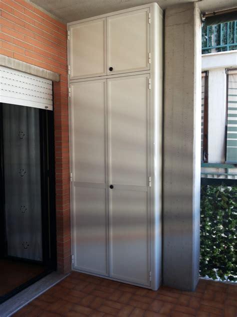 armadietti da balcone mobili da esterno armadi da esterno roma mobili da