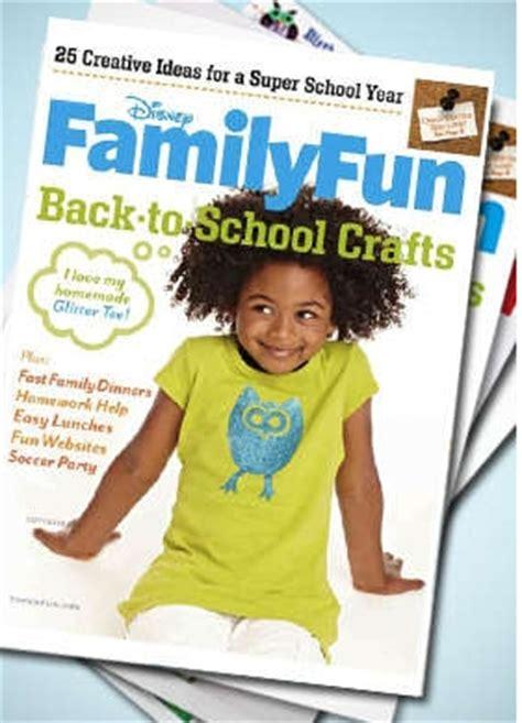 Family Fun Magazine $5year (+ Free $5 Credit)  My Frugal