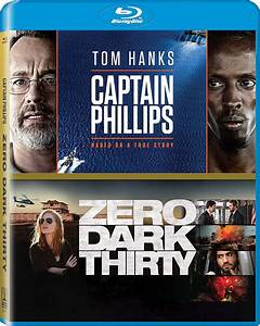 Captain Phillips/Zero Dark Thirty – Blu-ray Edition ...