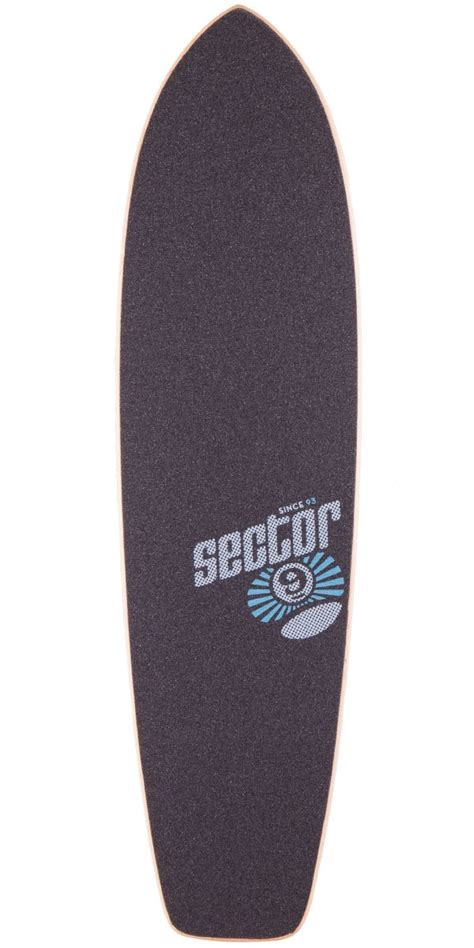 Cruiser Decks by Sector 9 Dart Skateboard Cruiser Deck 2015