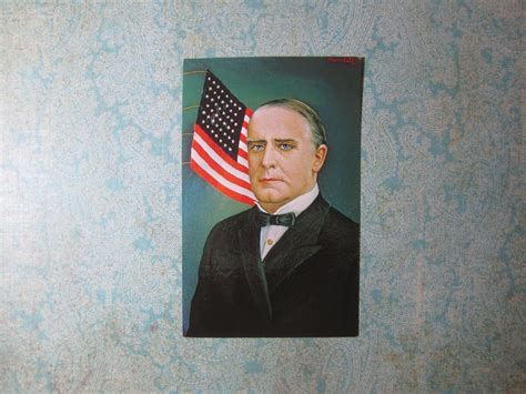 mckinley william presidents presidential morris presidentialcrossroads