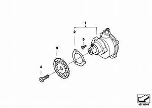 Original Parts For F01 740i N54 Sedan    Engine   Vacuum